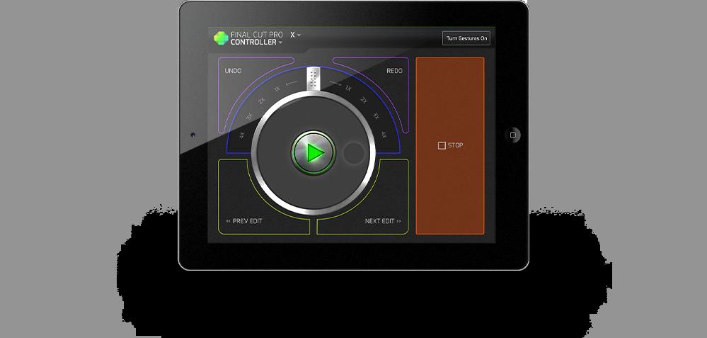 CTRL+Console | iPad Control of Creative Software | Film Editing App